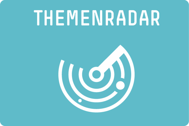 Illustration Themenradar